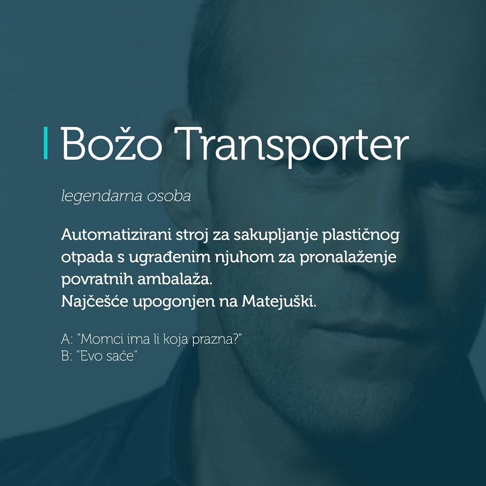 Božo Transporter