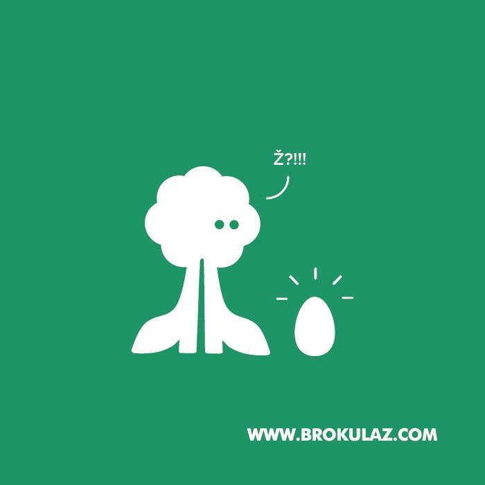 Ž?!!! - Brokula&Ž